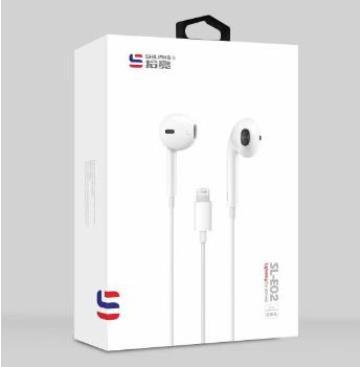 拾亮 SL-E02 高品质苹果接口蓝牙 耳机